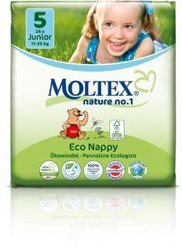Moltex Nature No. 1 Junior Bär (Größe 5) 26St.