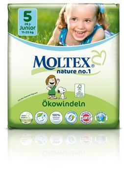 Moltex Nature No. 1 Junior Peanuts (Größe 5) 4er x 26St.