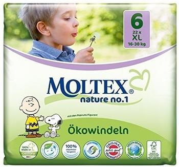 Moltex Nature No. 1 XL Peanuts (Größe 6) 6er x 22St.