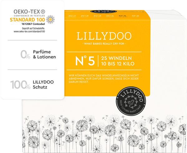 Lillydoo Windeln Gr. 5 (10-12 kg) 25 St.