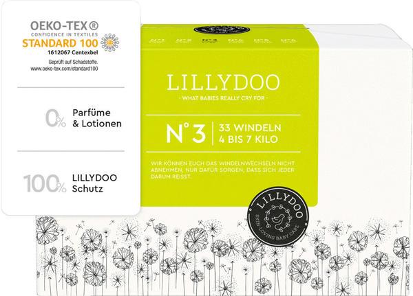 Lillydoo Windeln Gr. 3 (4-7 kg) 33 St.
