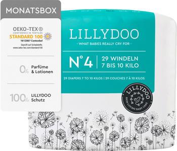 Lillydoo Windeln Gr. 4 (7-10 kg) 29 St.