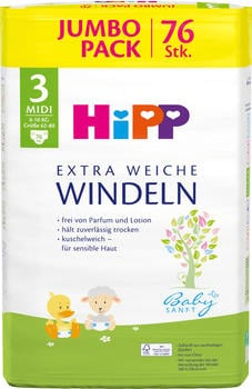 hipp-babysanft-midi-3-jumbo-6-10kg-76st