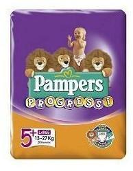 Pampers Progressi Large Size 5+ (17-23 Kg) 20 pcs