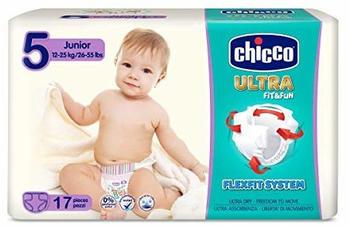 Chicco Ultrasoft Junior S.5 (12-25kg) 17 pcs