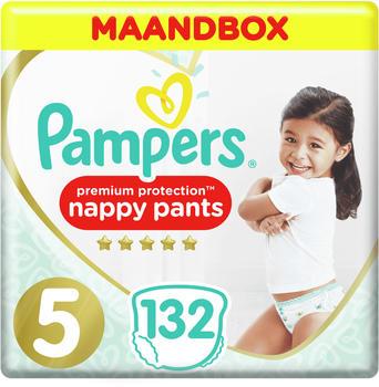 Pampers Premium Protection Pants Gr. 5 (12-17 kg) 132 St.