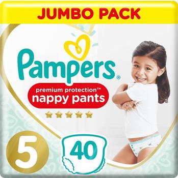 Pampers Premium Protection Pants Gr. 5 (12-17 kg) 40 St.