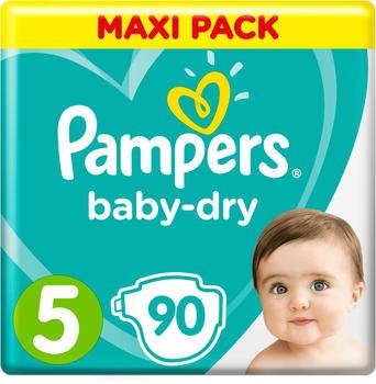 Pampers Baby Dry Größe 5 11-16kg 90St.