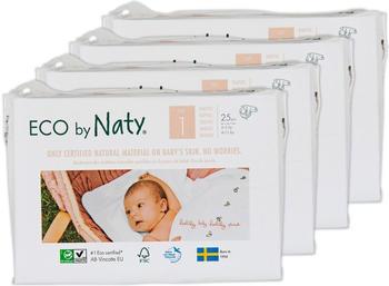 Naty Eco Size 1 (2-5 kg) 100 St