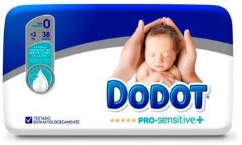 Dodot Pro Sensitive + size 0 (< 3kg)