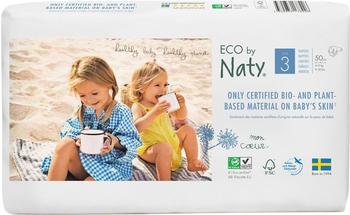 Naty Eco Größe 3 (4-9 kg) 50 Stk.