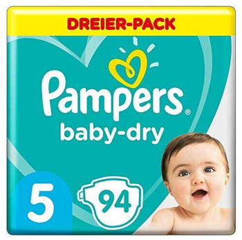 Pampers Baby Dry Gr. 5 (11-16kg) 94 St.