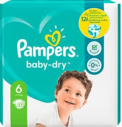 Pampers Baby Dry Gr. 6 (13-18 kg) 27 St.