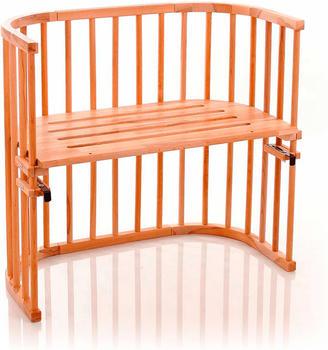 Babybay Umbausatz für Original - seidenmatt weiß (170102)
