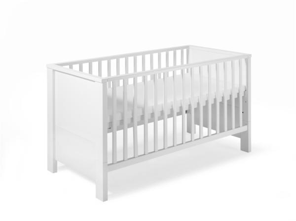 Schardt Kinderbett Milano (70x140cm) weiß