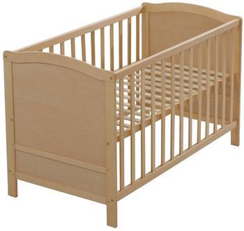 Roba Kinderbett Buche gebeizt (0181)