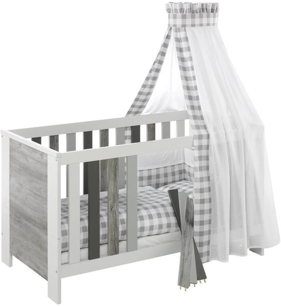 Schardt Kombi-Kinderbett Woody Grey