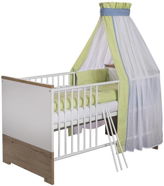 Schardt Eco Plus Kombi-Kinderbett 70x140cm