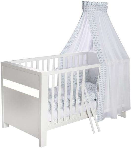 Schardt Planet Kombi-Kinderbett weiß/weiß (49000202)