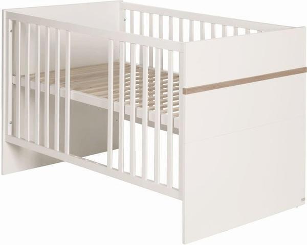 Roba Pia Kombi-Kinderbett Dekor weiß/Sanremo Eiche (60991)