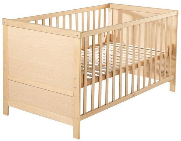 Roba Kombi-Kinder-Holzbett ahorn