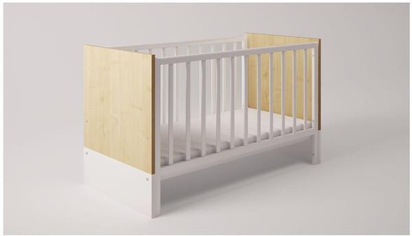 Polini Kids Classic Kombi-Kinderbett 140x70cm (1239.39)