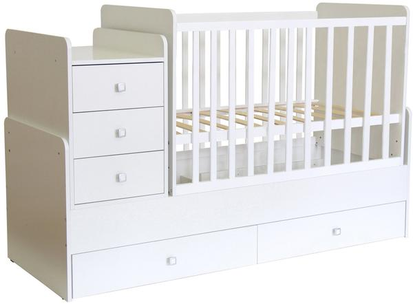Polini Kids Simple 1100 - weiß (1227.9)