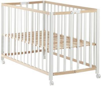 Babies R Us Fold Up Klappbett 60x120cm Bicolor (287100BC)