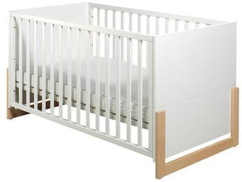 Gitterbett geuther babybett und wickelkommode von geuther