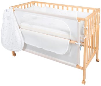 Roba Room Bed safe asleep (60 x 120 cm) Sternenzauber/natur