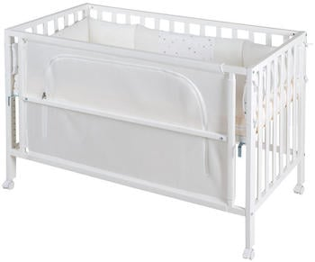 Roba Room Bed safe asleep (60 x 120 cm) Sternenzauber/weiß