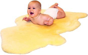 Heitmann Felle Baby Lammfell geschoren 70 - 80 cm