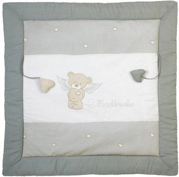 Roba Spiel- und Krabbeldecke Heartbreakerbär 100 x 100 cm