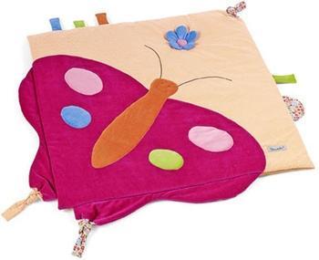 Sterntaler Krabbeldecke Schmetterling