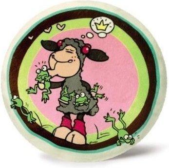 NICI Kissen Lucy küsst Frosch (rund)