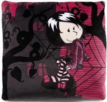 NICI Miss Moonville - Kissen quadratisch 35 x 35 cm