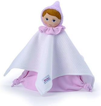 Käthe Kruse Klassik Schmusetuch Puppe rosa