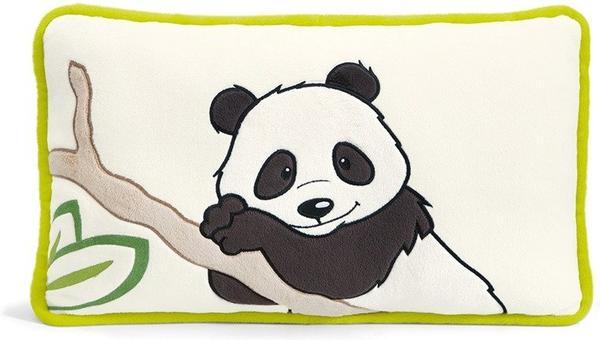 NICI Wild Friends - Kissen Panda Yaa Boo 43 x 25 cm