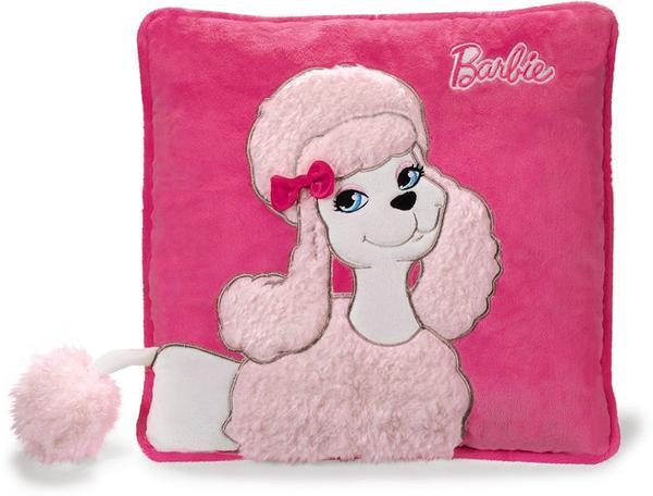 NICI Kissen Barbie Pudel Sequin quadratisch