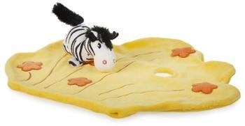 Egmont Toys Schmusetuch Zebra