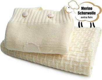 Sonnenstrick Set Decke und Baby-Schlafsack