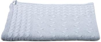 Baby´s Only Baby Kuschel-Decke grau