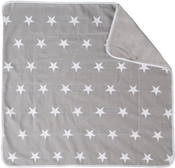 Roba Kuscheldecke Little Stars 80 x 80 cm