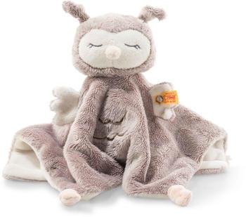 Steiff Soft Cuddly Friends - Schmusetuch Ollie Eule