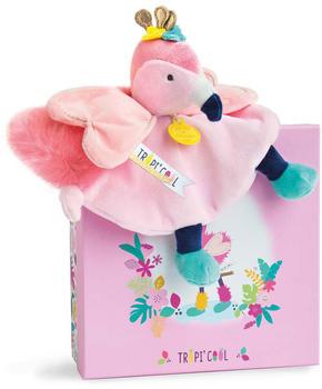 Doudou Pink flamingo comforter