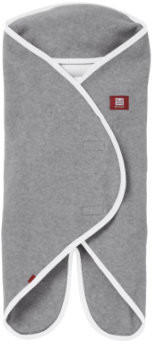 Red Castle Babynomade Double Fleece 0-6 months Light Grey/White