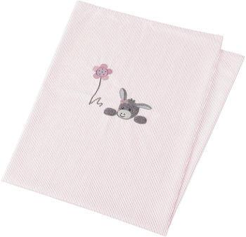 Sterntaler Emmi 70x100 cm rosa