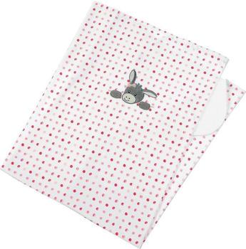 Sterntaler Jersey Decke Esel Emmi Girl 100 x 75 cm