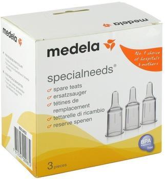 Medela SpecialNeeds Ersatzsauger (3 St.)