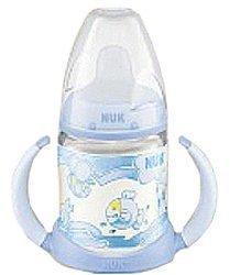 NUK First Choice Trinklernflasche Baby Blue (150ml)